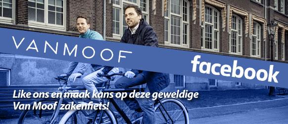 VanMoof actie met Facebook