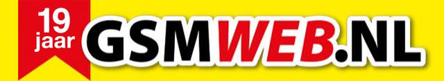 Gsmweb 19 jaar logo