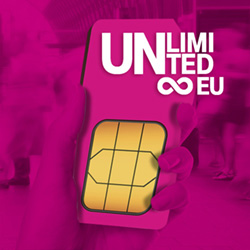 Sim Only UNLIMITED EU