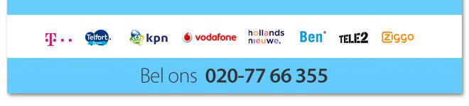 Bel ons 020-77 66 355