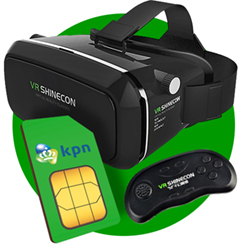KPN Sim Only plus VR