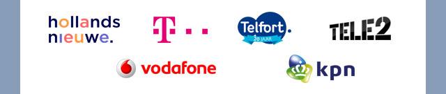 Netwerk logos
