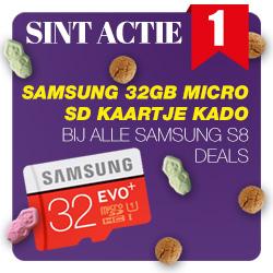 Gratis 32GB micro SD