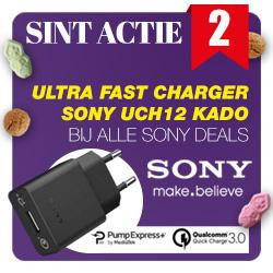 Gratis Sony UCH12!