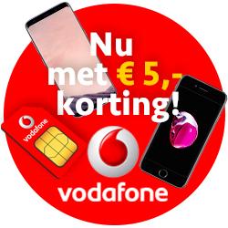 Vodafone korting