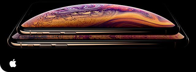 De nieuwe Apple iPhone XS en XS Max