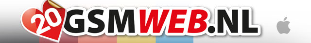GSMWEB.NL 20 jaar logo