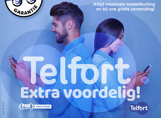 Telfort Extra voordeel visual