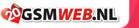 GSMWEB.NL - 20 jaar logo