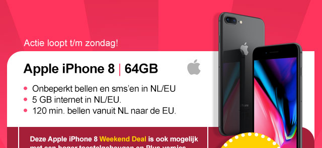 Apple iPhone 8 - 64GB